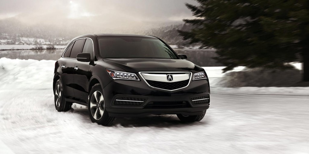What Acura Models Have AWD  Leith Acura Cary Blog